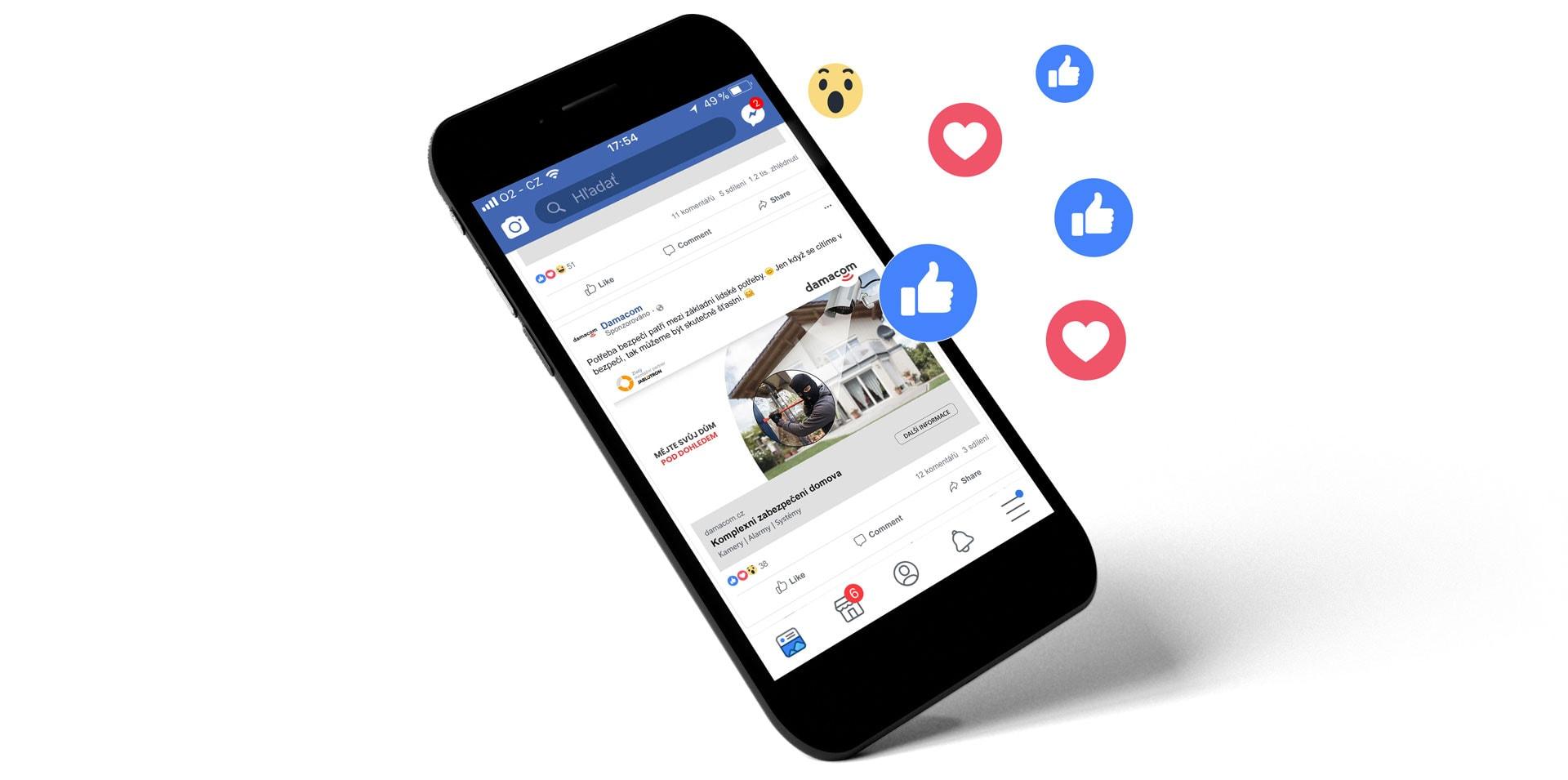 Tvorba facebook kampaní